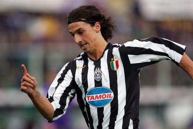 Un homme à la Juventus veut toujours Ibrahimovic
