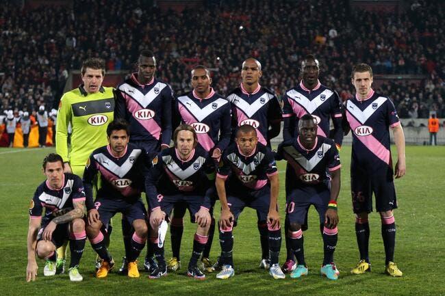 Bordeaux furieux d'être privé de télé et d'internet en Coupe