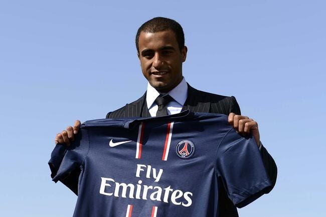 Lucas était prêt à signer à l'Inter au lieu du PSG