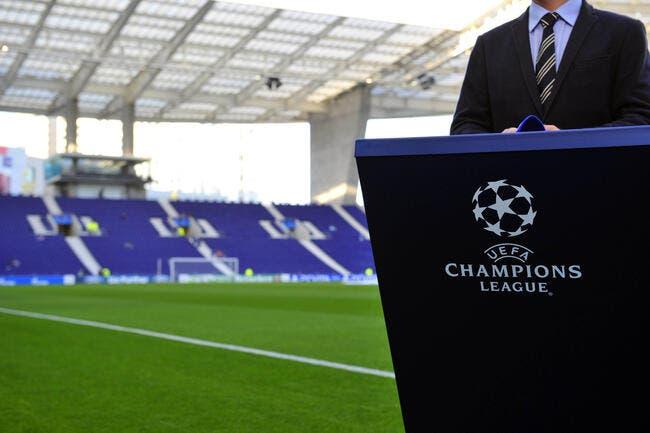 Football ligue des champions un ancien arbitre accuse l 39 uefa d 39 avoir truqu le tirage au sort - Tirage au sort coupe uefa ...