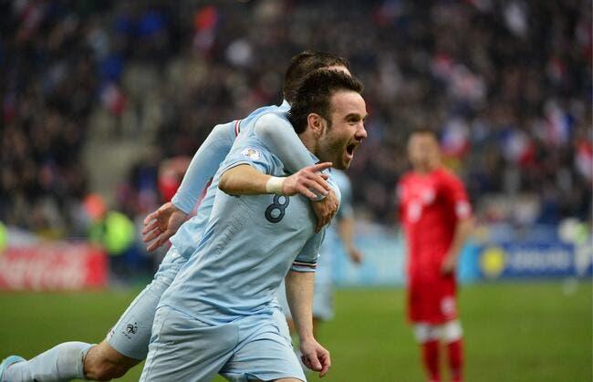 Valbuena, le « petit » heureux de devenir un grand chez les Bleus