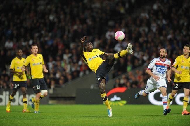 Lyon, ce ne sera pas là que Sochaux jouera le maintien