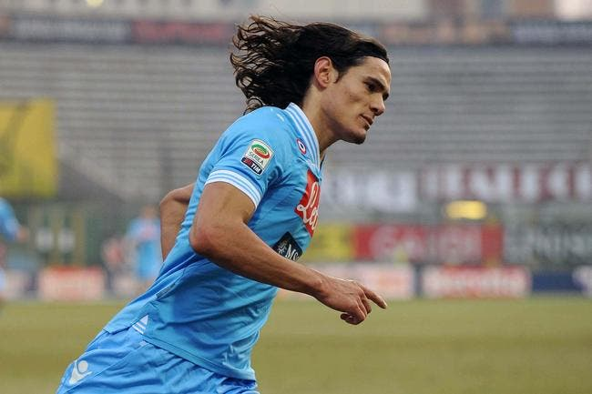 PSG, Chelsea, Real, City, Cavani ira au plus offrant