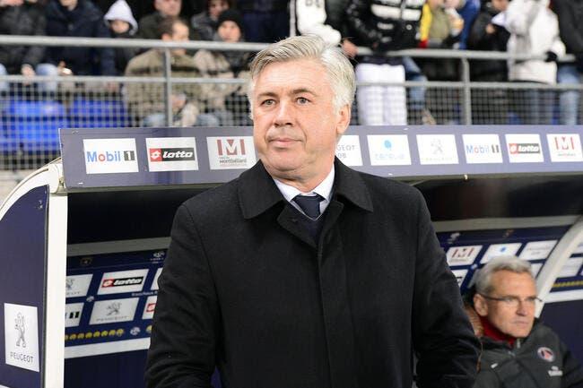 Liverpool reste à l'affût d'un départ d'Ancelotti du PSG