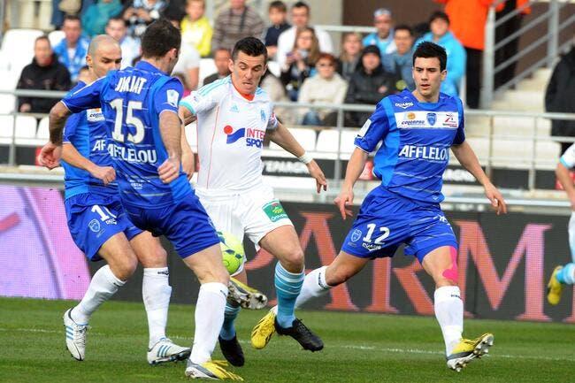 Barton n'est pas suspendu après son geste contre Troyes
