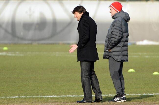 Leonardo et Ancelotti peuvent être remplacés au PSG assure Luyindula