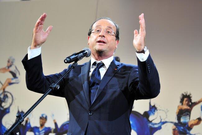 Thiriez accuse François Hollande « d'étrangler le foot français »