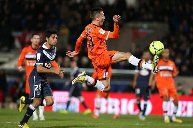 Lorient s'offre deux déceptions pour le prix d'une