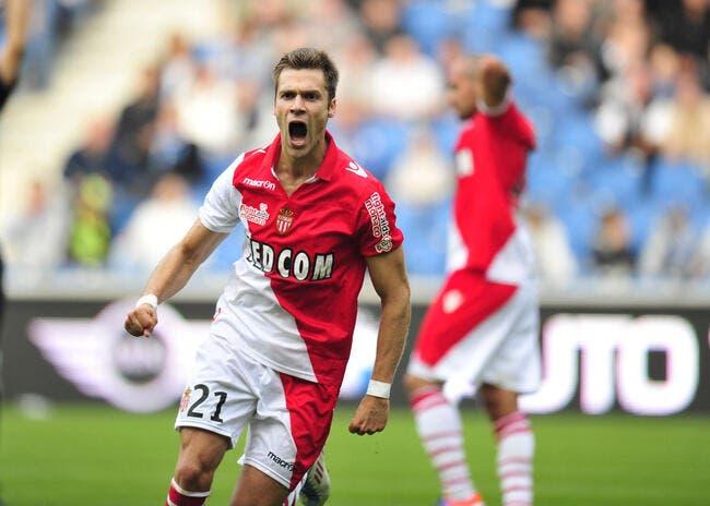 Nantes et Monaco se quittent bons amis