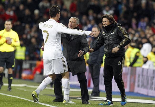 Cristiano Ronaldo à Chelsea plutôt qu'au PSG à cause de Mourinho ?