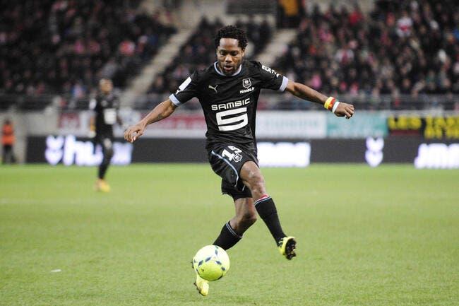 Officiel : Rennes lève l'option d'achat pour Makoun