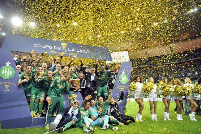 200.000 euros de dégâts à Saint-Etienne après la finale ?
