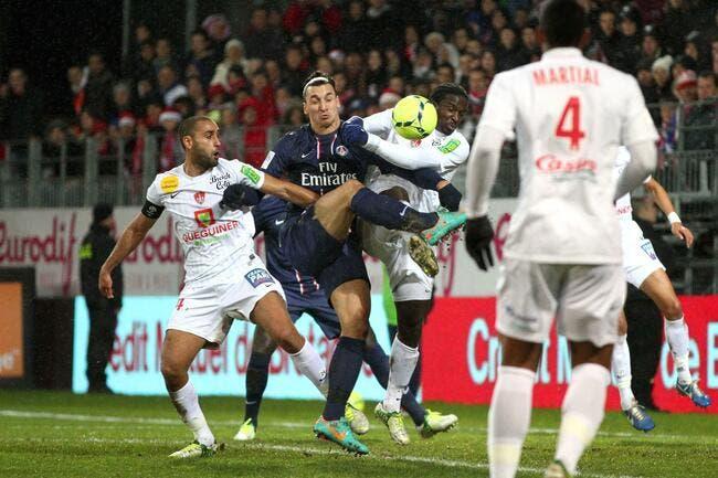 Brest a peur de prendre une raclée face au PSG