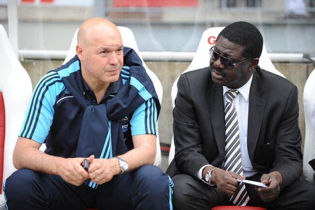 Anigo et Diouf, les deux amis de l'OM sont fâchés à mort