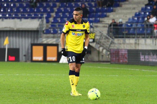 Boudebouz espère enfin quitter Sochaux