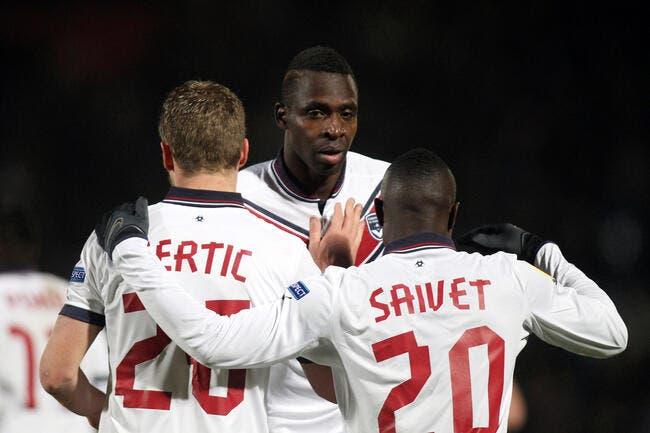 Match nul à Lorient (3-3)
