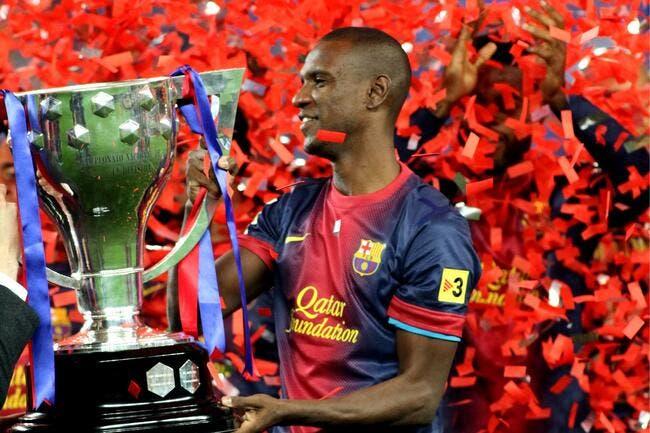 Abidal quitte officiellement le Barça