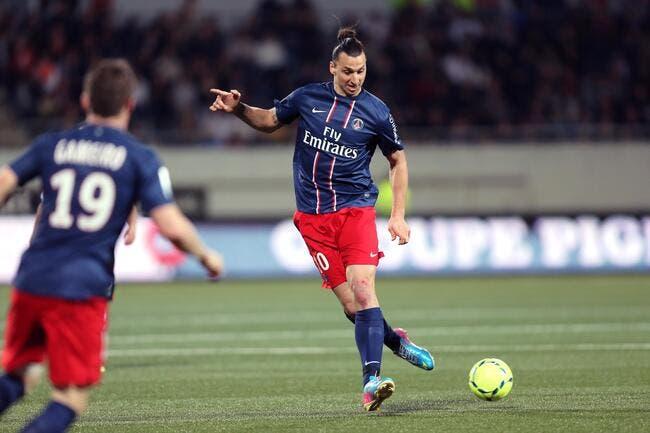 Même l'agent d'Ibrahimovic le voit rester au PSG