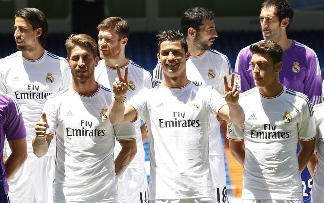 16ME par an pour Cristiano Ronaldo ? Le Real Madrid explose tout
