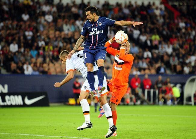 Lorient craint une « Anderlecht » face au PSG