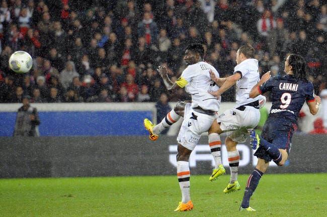 Le PSG a mis Lorient et Gourcuff KO