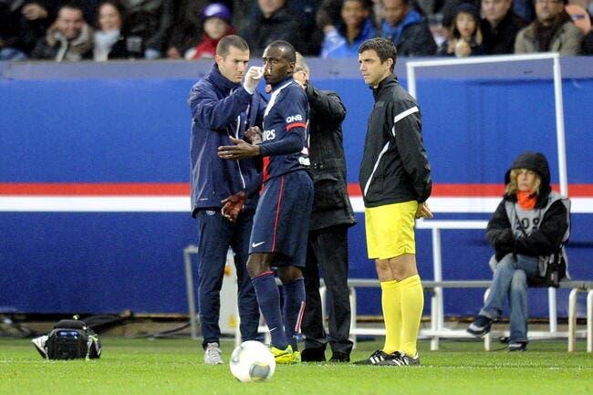 Matuidi commence à flipper pour son contrat au PSG