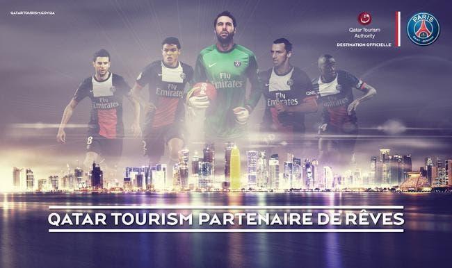 L'UEFA est «assez étonnée» du deal entre le PSG et QTA