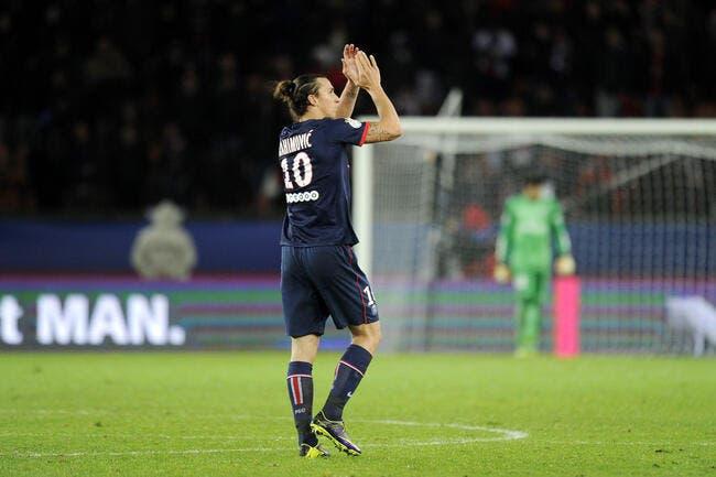 Oui, Ibrahimovic a pensé à quitter le PSG