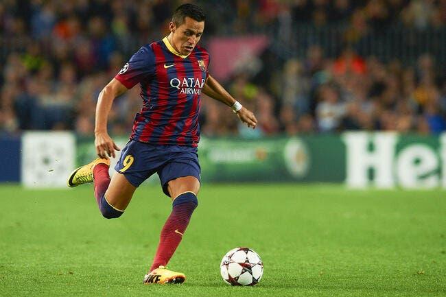 Alexis Sanchez, la solution à 30 ME du PSG au mercato ?