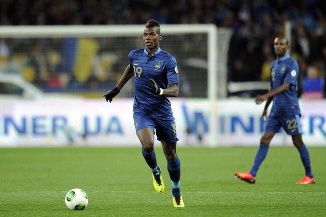 Pogba, le chef d'oeuvre du foot français estime Raiola