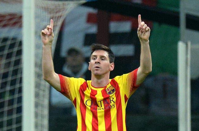 Mais si, l'Inter rêve bien de Messi
