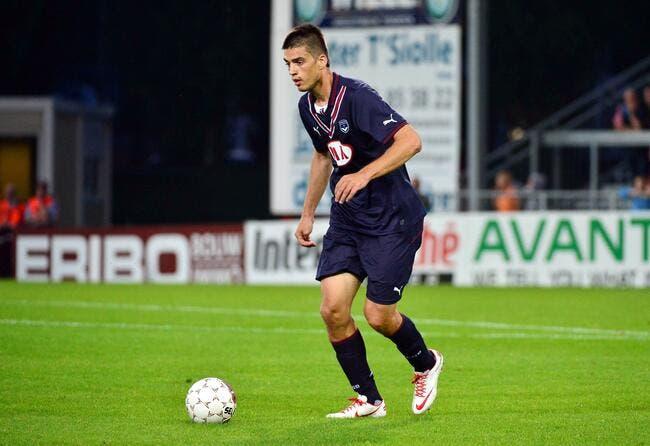 Savic joue à Bordeaux, mais préfère le foot allemand
