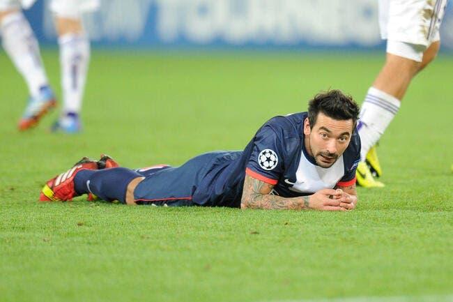 Après Pastore, Arsenal veut freiner la chute de Lavezzi au PSG