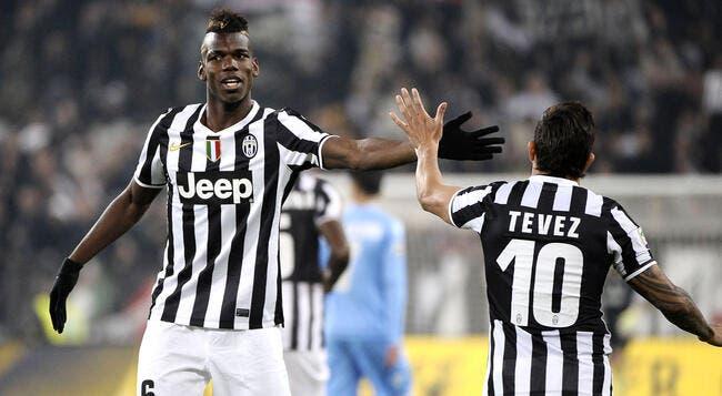 Entre le PSG et la Juventus, Pogba a fait son choix
