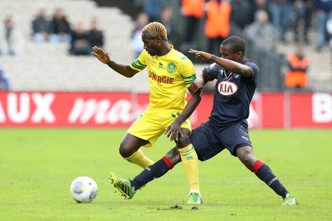Officiel : Bangoura prolonge à Nantes