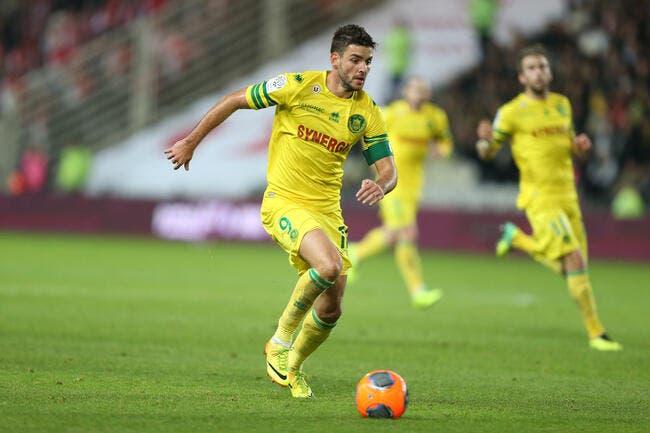 Le FC Nantes sait que Djordjevic est une proie au mercato