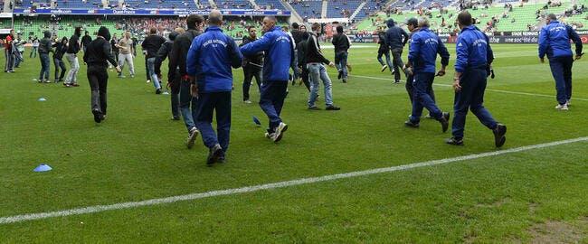 Rennes va porter plainte contre certains de ses supporters