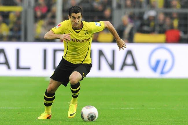 Un crack de Dortmund a échappé à l'OL et à l'OM