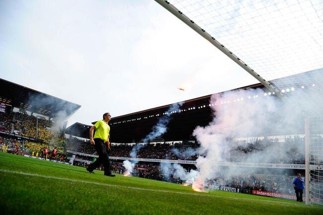 A Rennes, les Ultras jettent l'éponge après les incidents contre Nantes