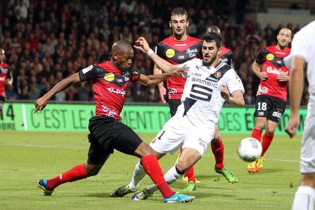 Rennes «est dans le dur» avoue Sylvain Armand