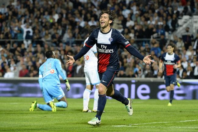Olympique de Marseille 1-2 Paris Saint-Germain