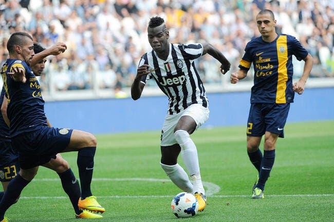 La Juve ouvre la porte au PSG pour Pogba !