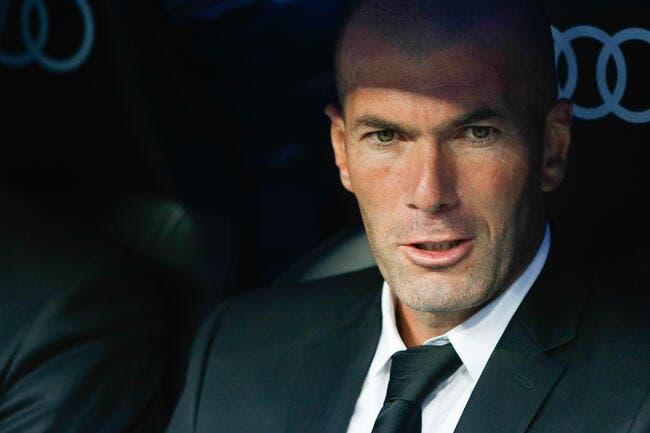 Le Real dit à Zidane ce qu'il doit penser de Cristiano Ronaldo