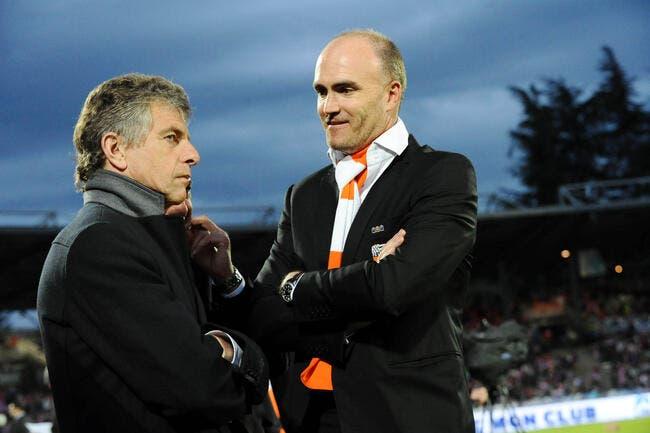 Un sponsor menace Lorient sur le cas Gourcuff