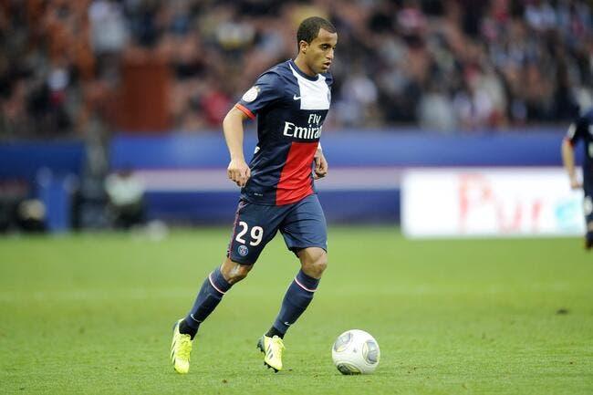 Lucas qui quitte le PSG ? Impossible