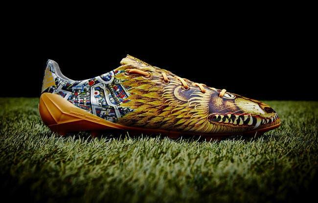 Lucas X16 Foot Hatem Chaussure Intersport Bleu Football SqxRg0nqCz