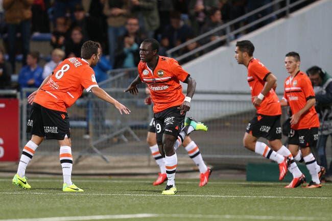 Lorient soulagé d'être du bon côté du gouffre