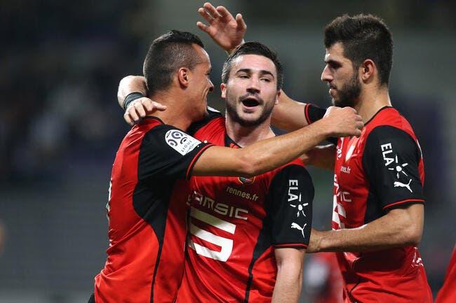 Quand Rennes gagne 5-0, Montanier va mieux