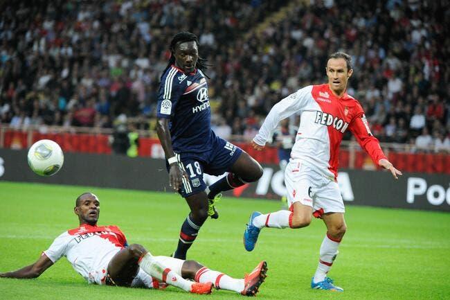 Monaco bat l'OL et met la pression sur le PSG