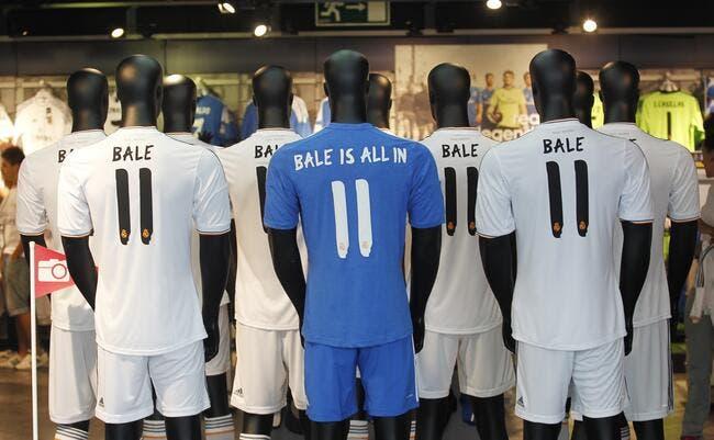 Bale pour 100 ME au Real, « c'est le foot » pour Zidane